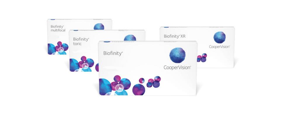 Biofinity, las lentes que siguen tu ritmo